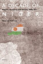 Cover A Decade of Niger