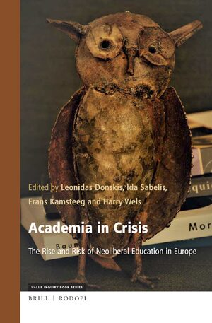 Cover Academia in Crisis