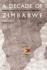 Cover A Decade of Zimbabwe