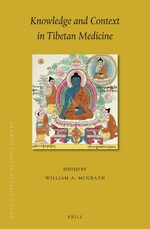 Cover Knowledge and Context in Tibetan Medicine