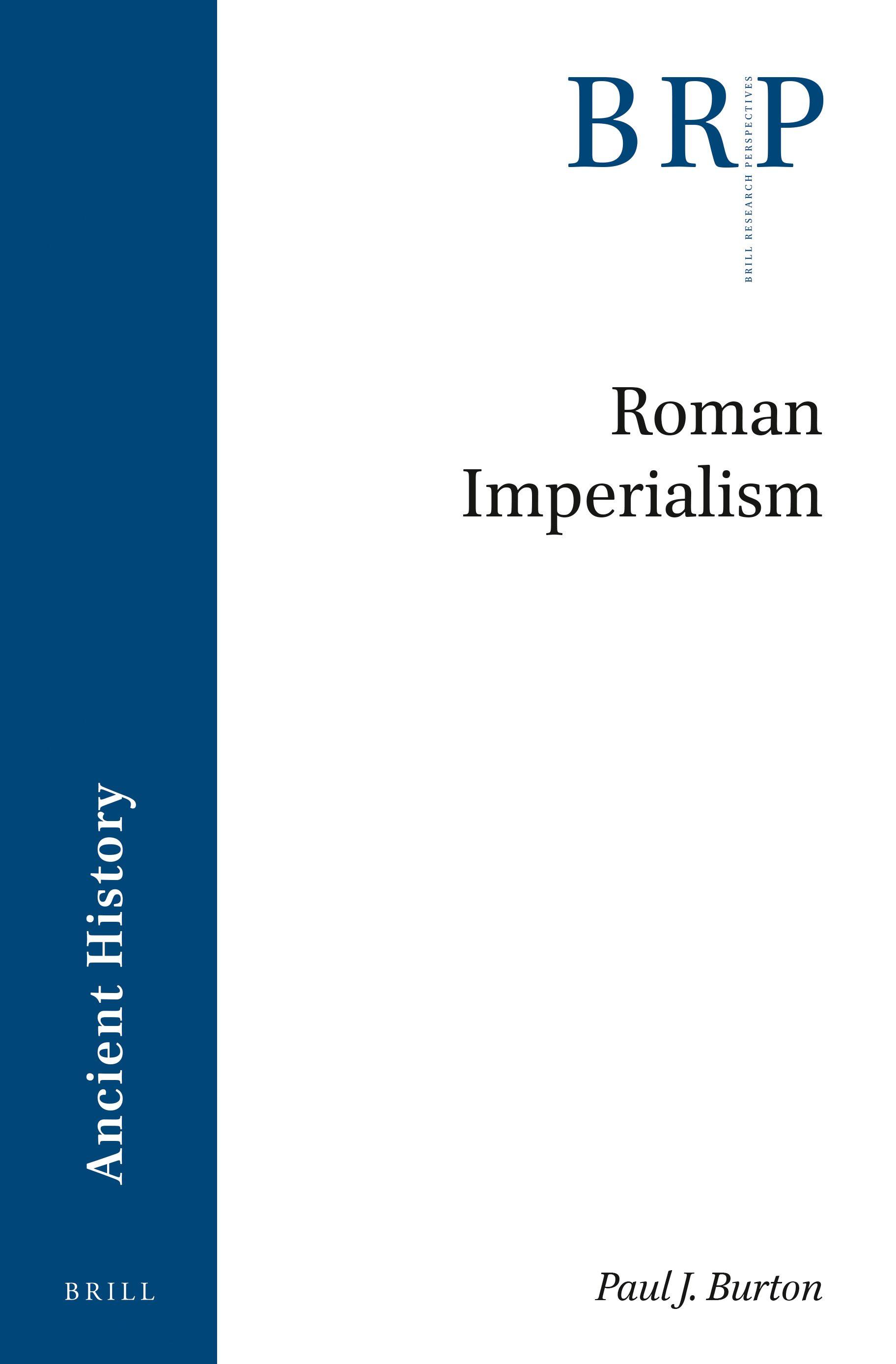 Roman Imperialism in Roman Imperialism