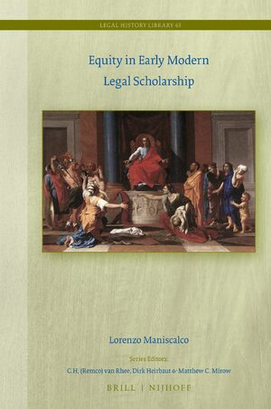 Cover Equity in Early Modern Legal Scholarship