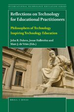 Cover Reflections on Technology for Educational Practitioners