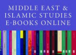 Cover Middle East and Islamic Studies E-Books Online, Collection 2020