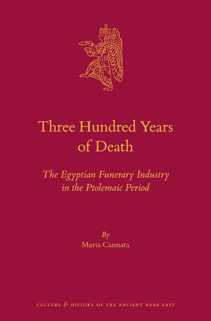 Cover Three Hundred Years of Death