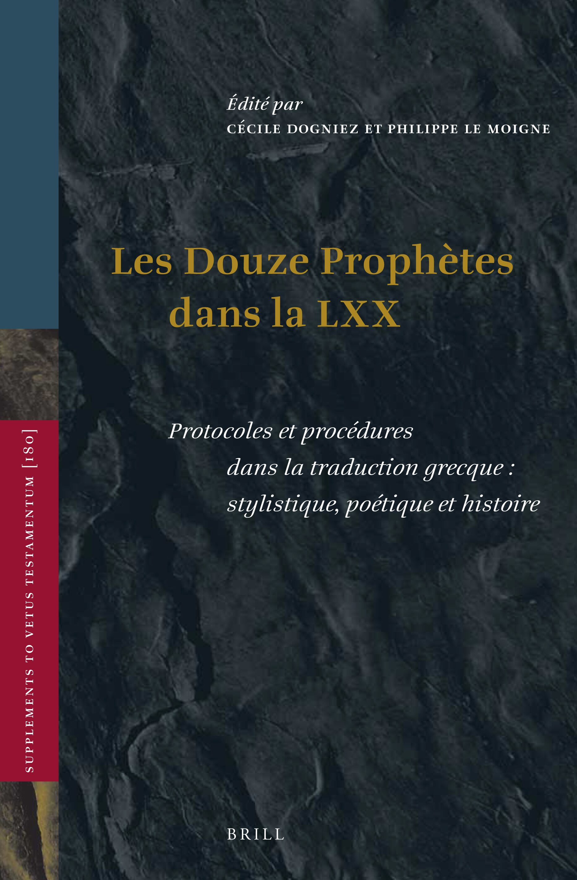 Theological Exegesis In Og Malachi In Les Douze Prophètes