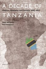 Cover A Decade of Tanzania