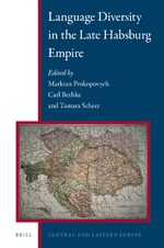 Cover Language Diversity in the Late Habsburg Empire
