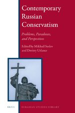 Cover Contemporary Russian Conservatism