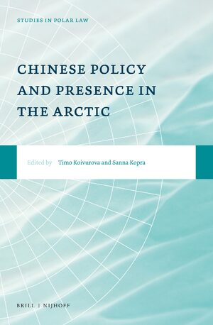 Cover Chinese Policy and Presence in the Arctic