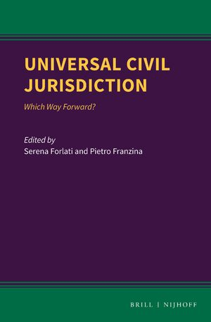 Cover Universal Civil Jurisdiction