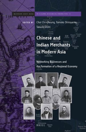 Cover Chinese and Indian Merchants in Modern Asia