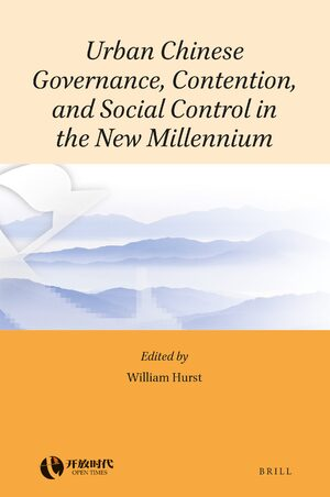 Cover Urban Chinese Governance, Contention, and Social Control in the New Millennium