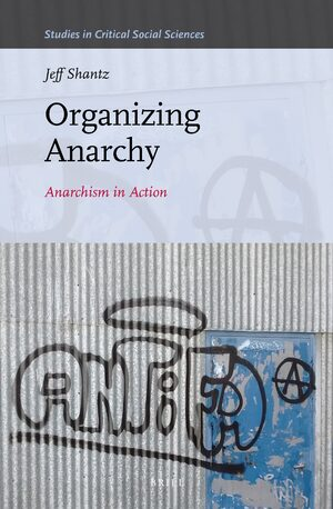 Cover Organizing Anarchy