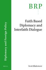 Cover Faith-based Diplomacy and Interfaith Dialogue