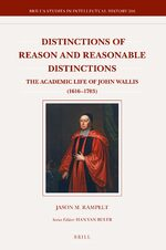 Cover Distinctions of Reason and Reasonable Distinctions