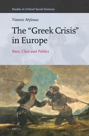 "Cover The ""Greek Crisis"" in Europe"