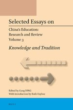 Cover Selected Essays on China's Education: Research and Review, Volume 3