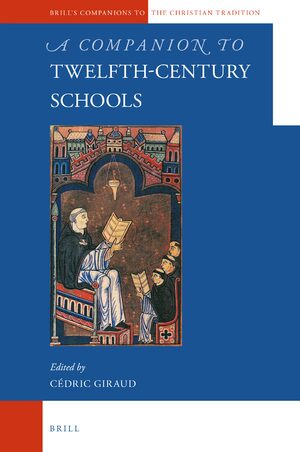 Cover A Companion to Twelfth-Century Schools