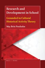 Cover Research and Development in School