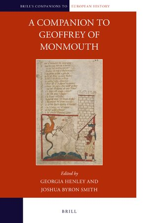 Cover A Companion to Geoffrey of Monmouth