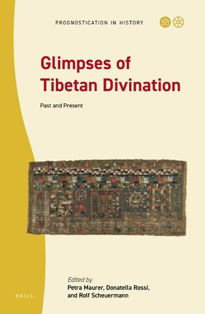 Cover Glimpses of Tibetan Divination