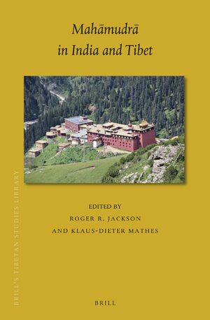 Cover Mahāmudrā in India and Tibet