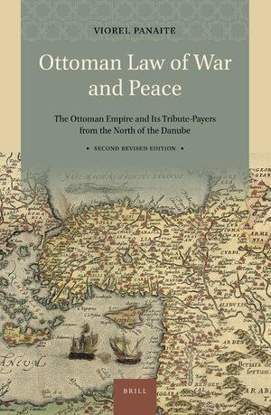 Cover Ottoman Law of War and Peace