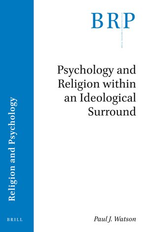 Cover Psychology and Religion within an Ideological Surround