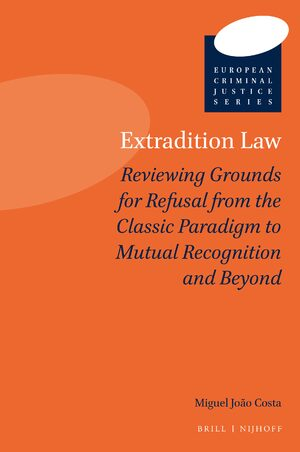 Cover Extradition Law