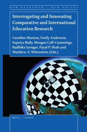 Cover Interrogating and Innovating Comparative and International Education Research