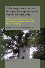 Cover Enhancing Science Learning through Learning Experiences outside School (LEOS)