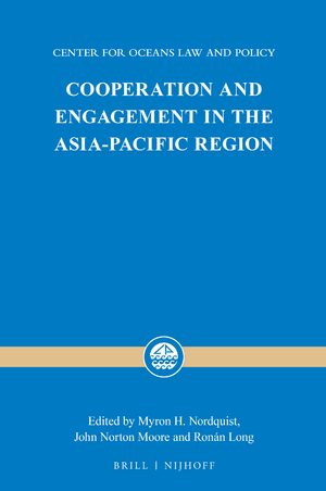 Cover Cooperation and Engagement in the Asia-Pacific Region