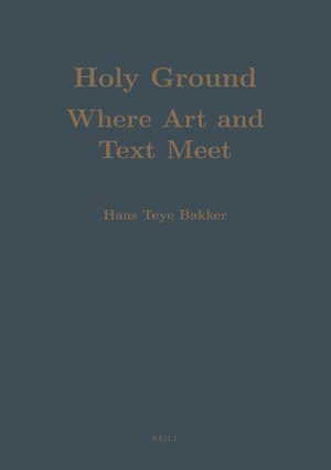 Cover Holy Ground: Where Art and Text Meet