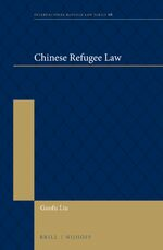 Cover Chinese Refugee Law