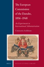 Cover The European Commission of the Danube, 1856-1948