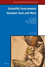 Cover Scientific Instruments between East and West