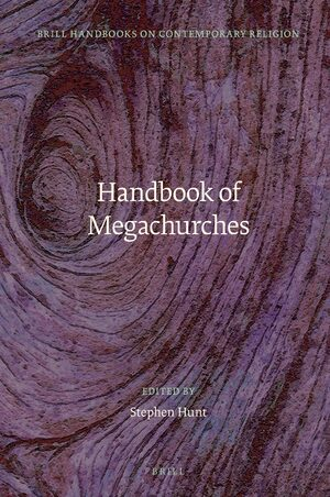 Cover Handbook of Megachurches