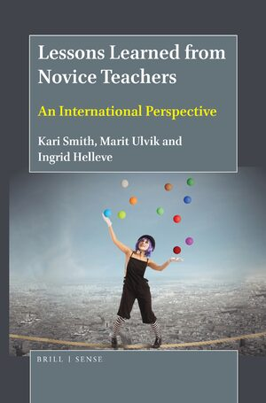 Cover Lessons Learned from Novice Teachers