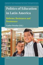 Cover Politics of Education in Latin America