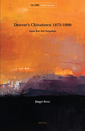 Cover Denver's Chinatown 1875-1900
