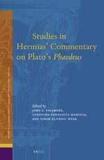 Cover Studies in Hermias' Commentary on Plato's <i>Phaedrus</i>
