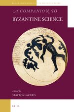 Cover A Companion to Byzantine Science