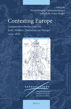 Cover Contesting Europe