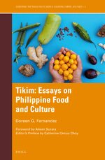 Cover Tikim: Essays on Philippine Food and Culture