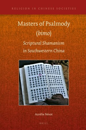 Cover Masters of Psalmody (<i>bimo</i>)