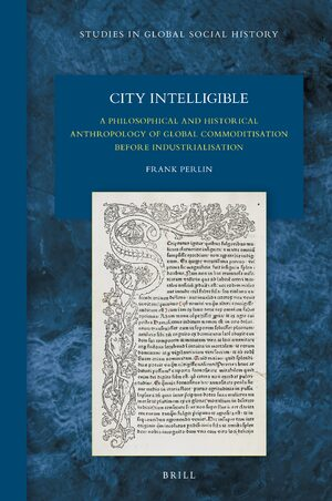 Cover City Intelligible