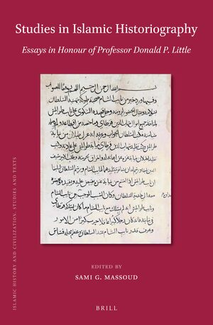Cover Studies in Islamic Historiography