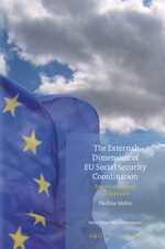 Cover The External Dimension of EU Social Security Coordination