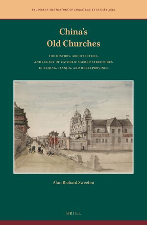 Cover China's Old Churches